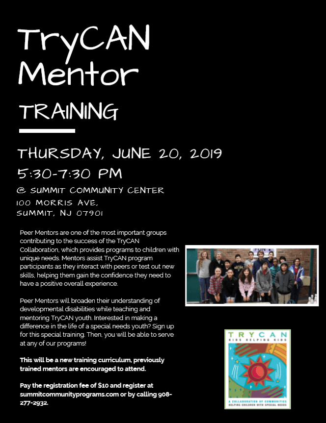 Mentor Training June 19