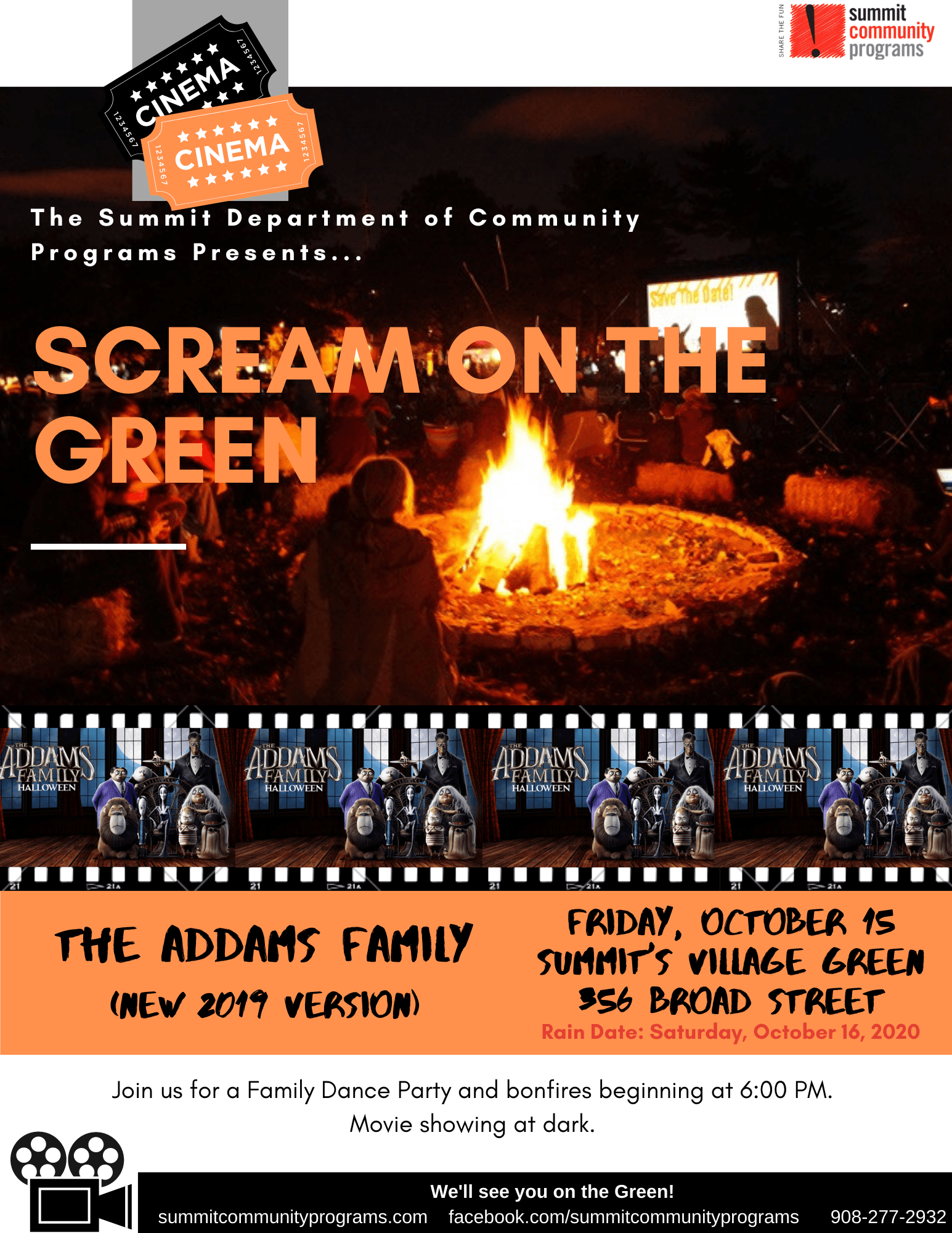2020 Scream on the Green