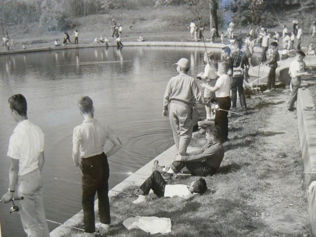 60 years of fishing derbies at the Muni