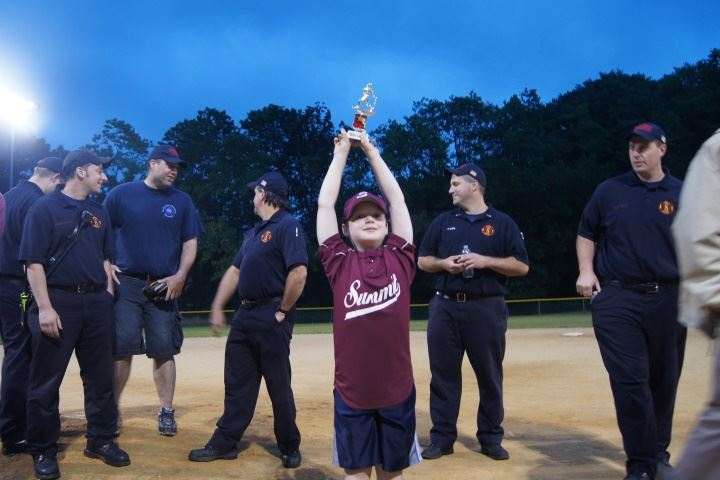 TryCAN Baseball Night Under Lights